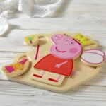 Peppa Pig Puzzle Tray 2