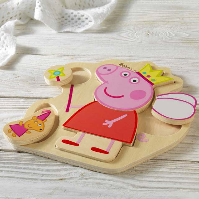 Peppa Pig Puzzle Tray 1