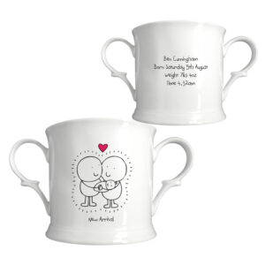 Chilli & Bubbles New Baby Loving Cup
