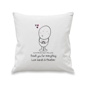 Chilli & Bubbles Mother's Day Cushion