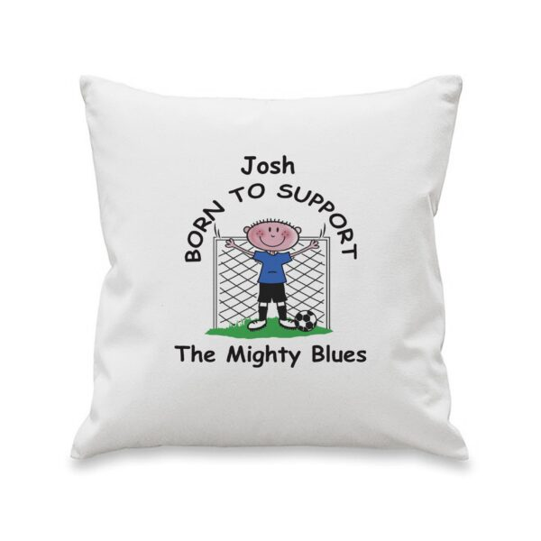 Born to Support Cushion