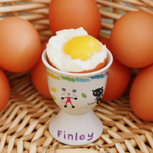 Arty Mouse Scatter Character Egg Cup