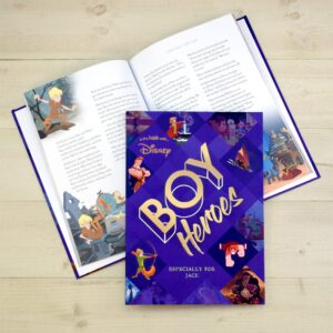 Disney Heroes for Boys Collection Book