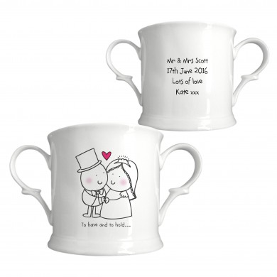 Chilli & Bubbles Have & To Hold Loving Cup