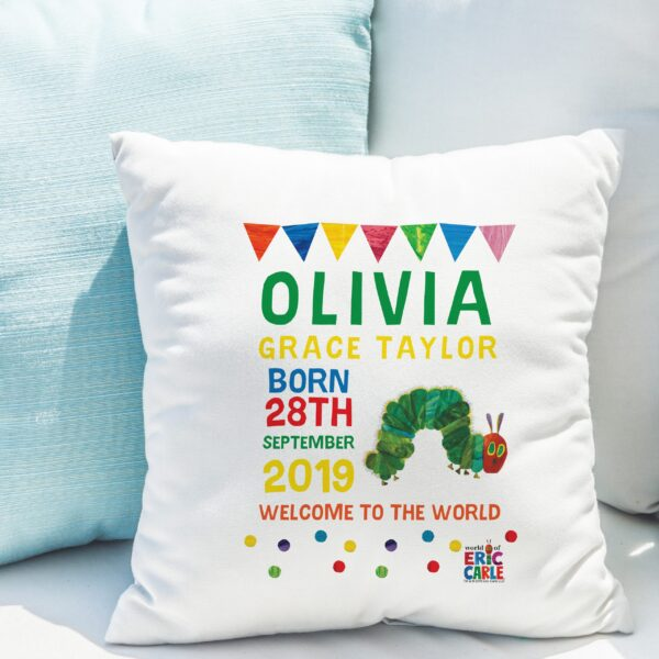 Very Hungry Caterpillar New Arrival Cushion