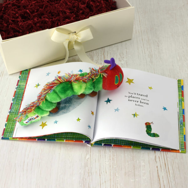 Very Special You Hungry Caterpillar Personalised Book and Plush Toy Giftset