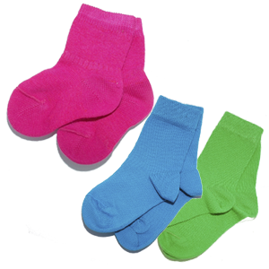 Baby Socks non-personalised High Quality Cotton