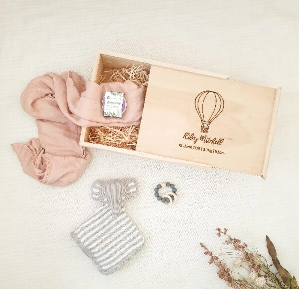 Personalised Little Baby Gift Box