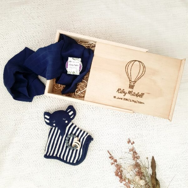 Essential Baby Gift Box