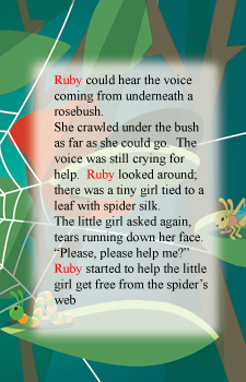 The Fairy Personalised Book and a free cd-rom of same title